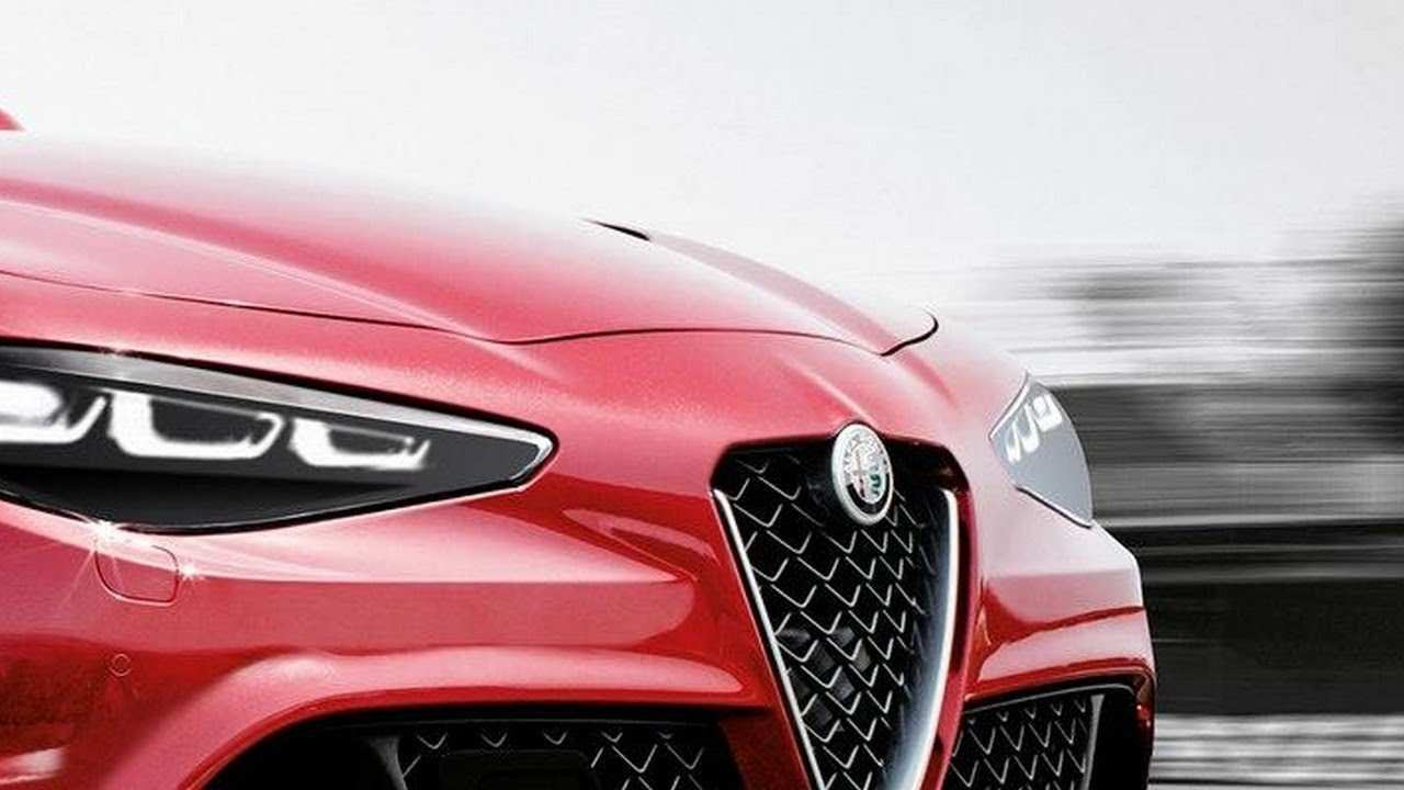 75 The 2020 Alfa Romeo Giulia Review