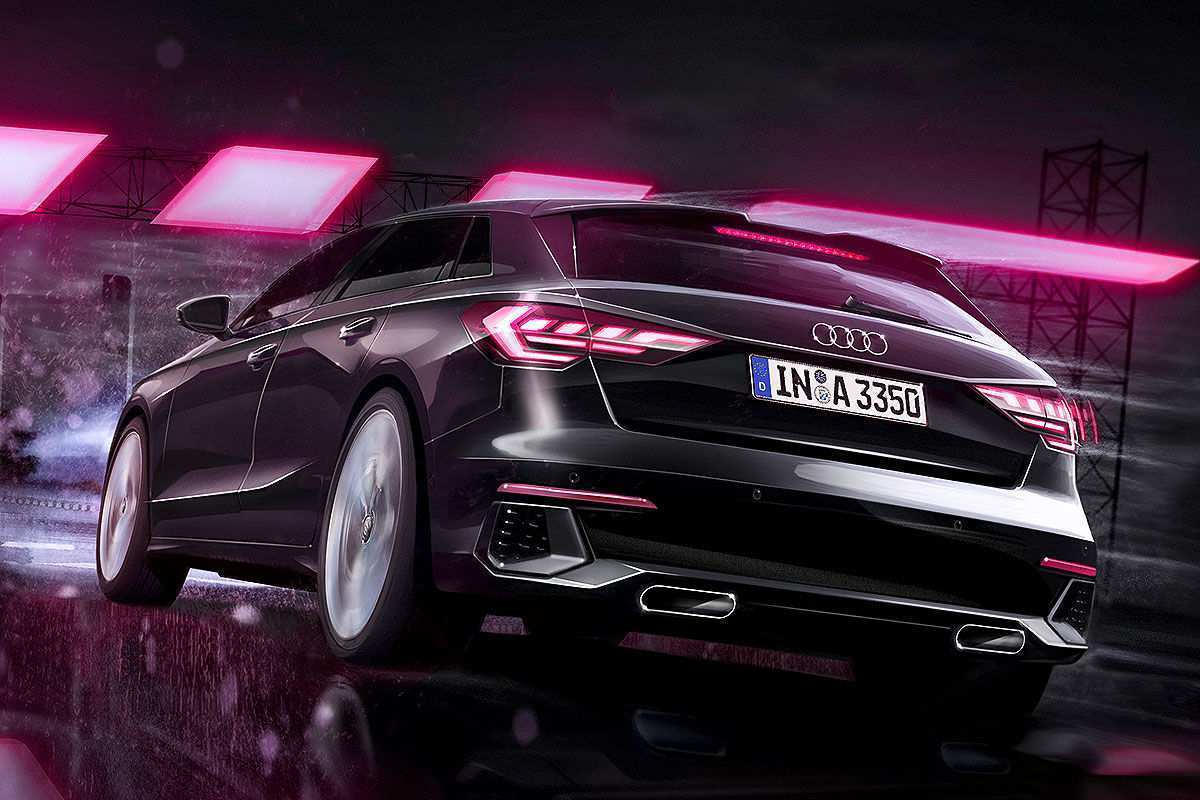 75 The 2020 Audi A3 New Concept