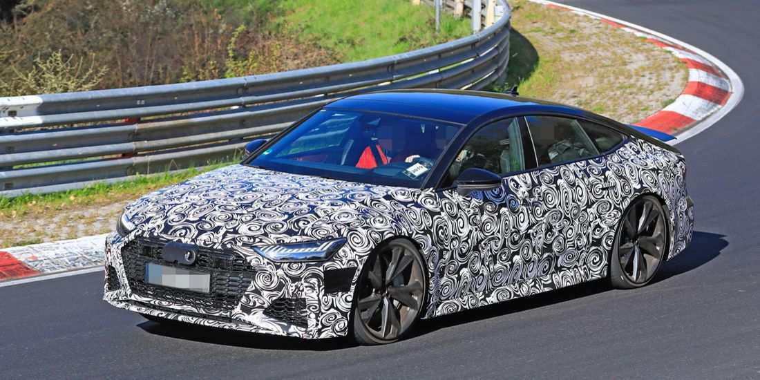 75 The 2020 Audi Rs7 Pricing