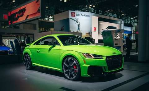 75 The 2020 Audi Tt Rs Performance And New Engine