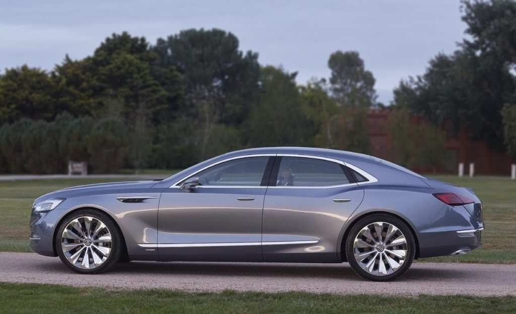 75 The 2020 Buick Park Avenue Reviews
