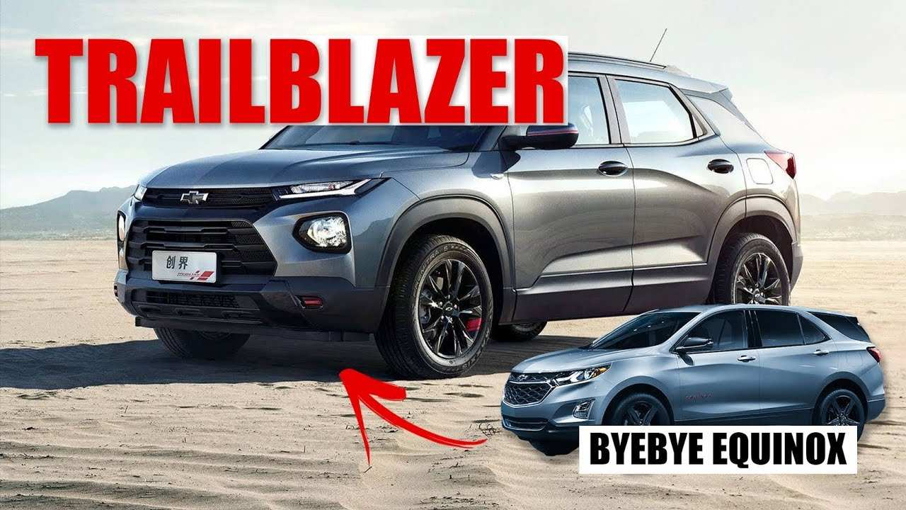 75 The 2020 Chevy Trailblazer Price And Review