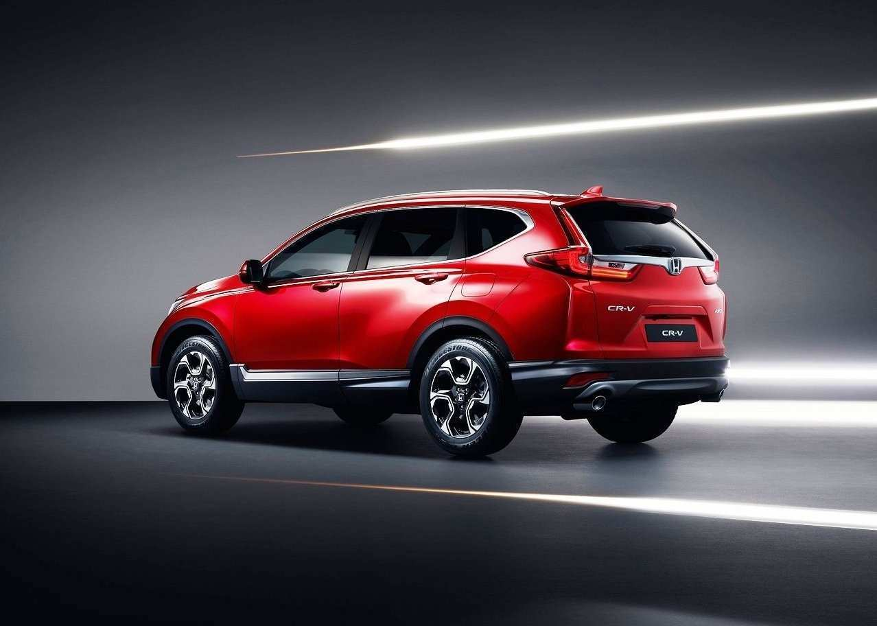 75 The 2020 Honda CR V Price And Release Date