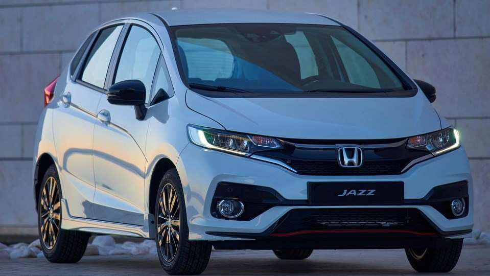 75 The 2020 Honda Jazz First Drive