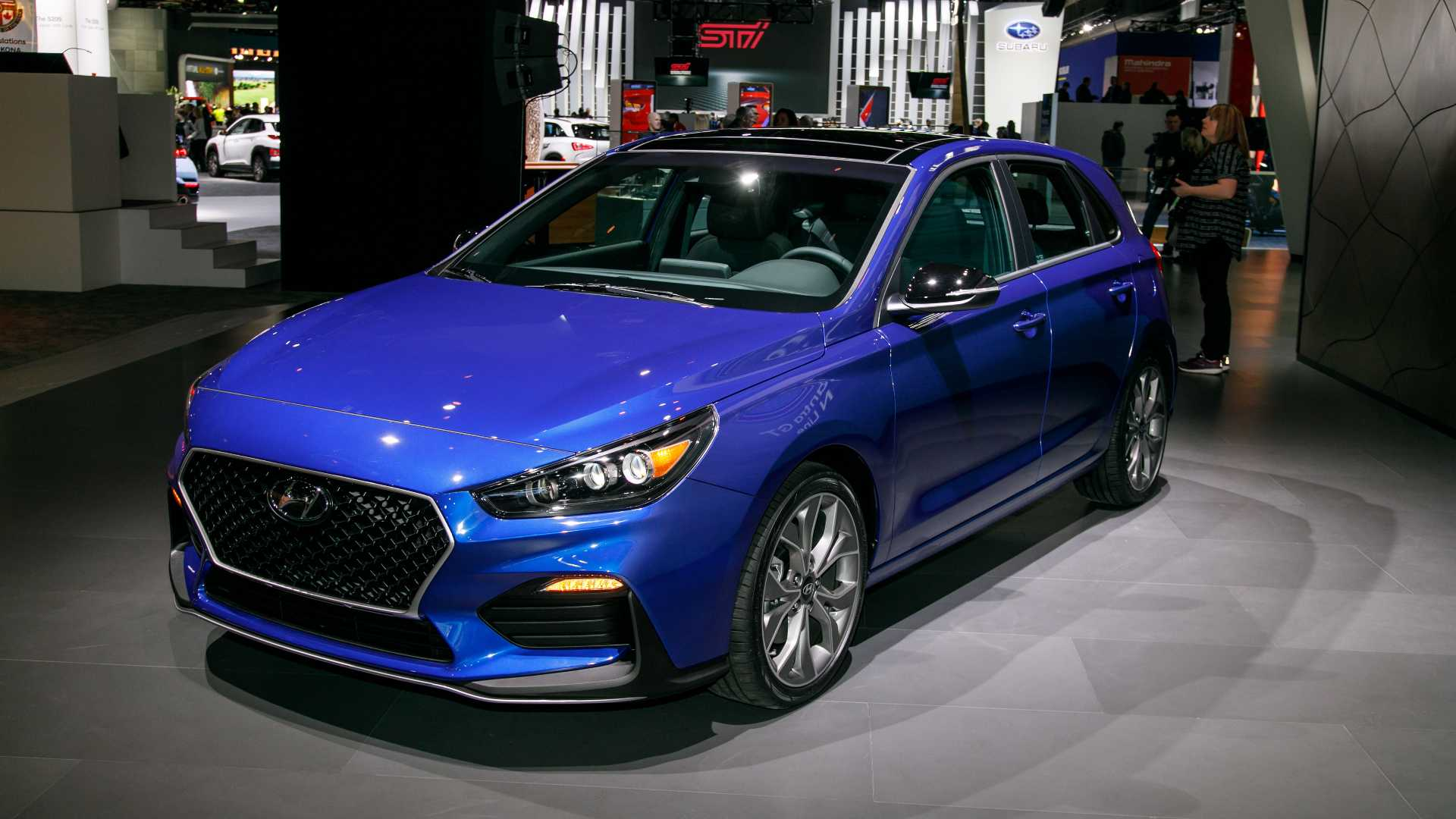 75 The 2020 Hyundai Elantra Gt Reviews