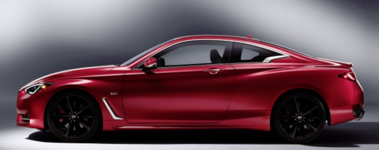 75 The 2020 Infiniti Q60 Coupe Ratings
