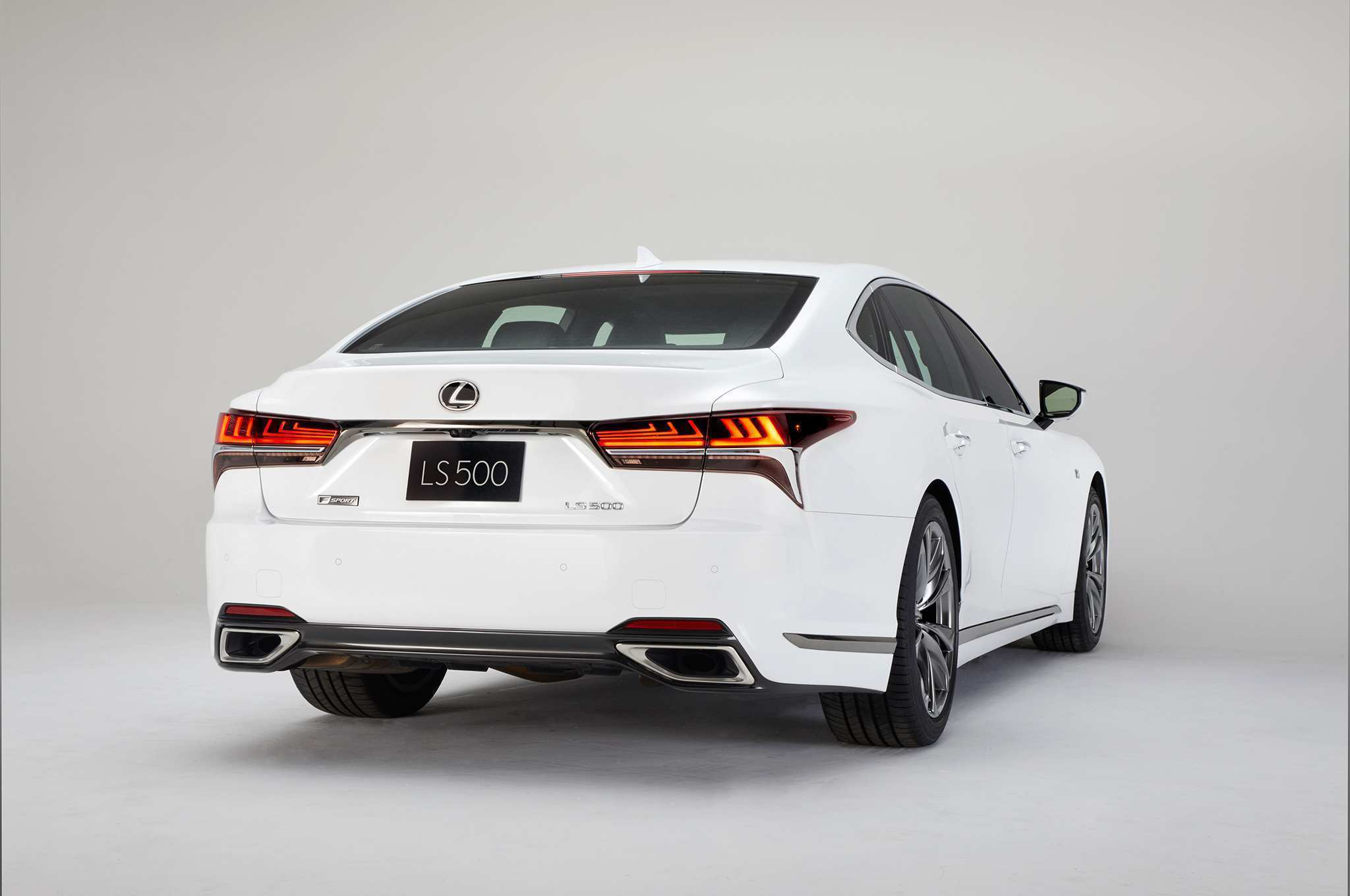 75 The 2020 Lexus Ls 460 First Drive