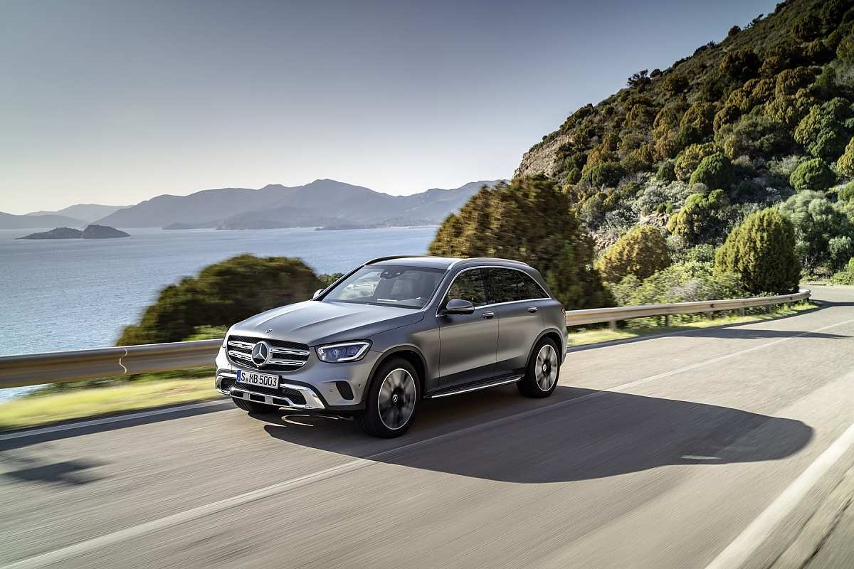 75 The 2020 Mercedes Glc Picture