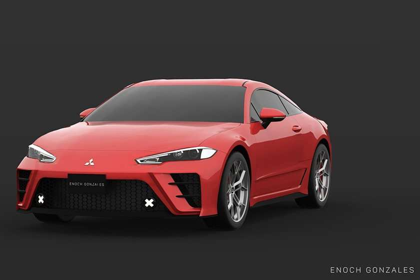 75 The 2020 Mitsubishi Eclipse R Redesign And Concept