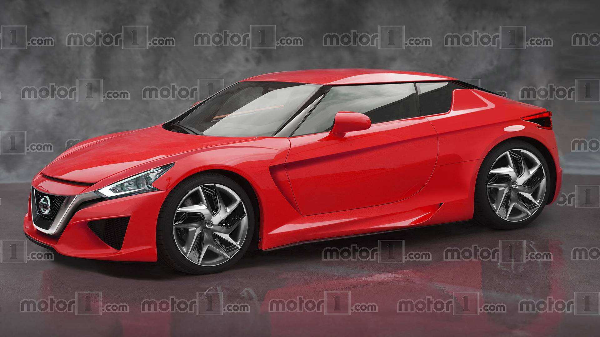75 The 2020 Nissan Z Redesign Release