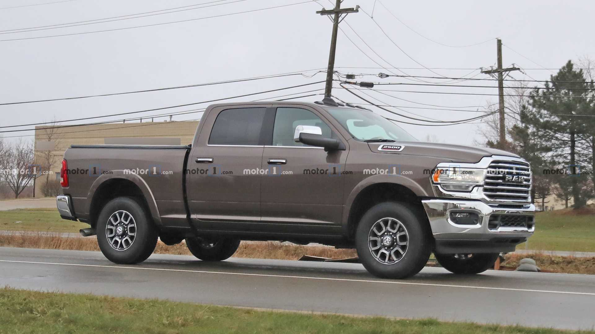 75 The 2020 Ram 2500 Diesel Price And Release Date
