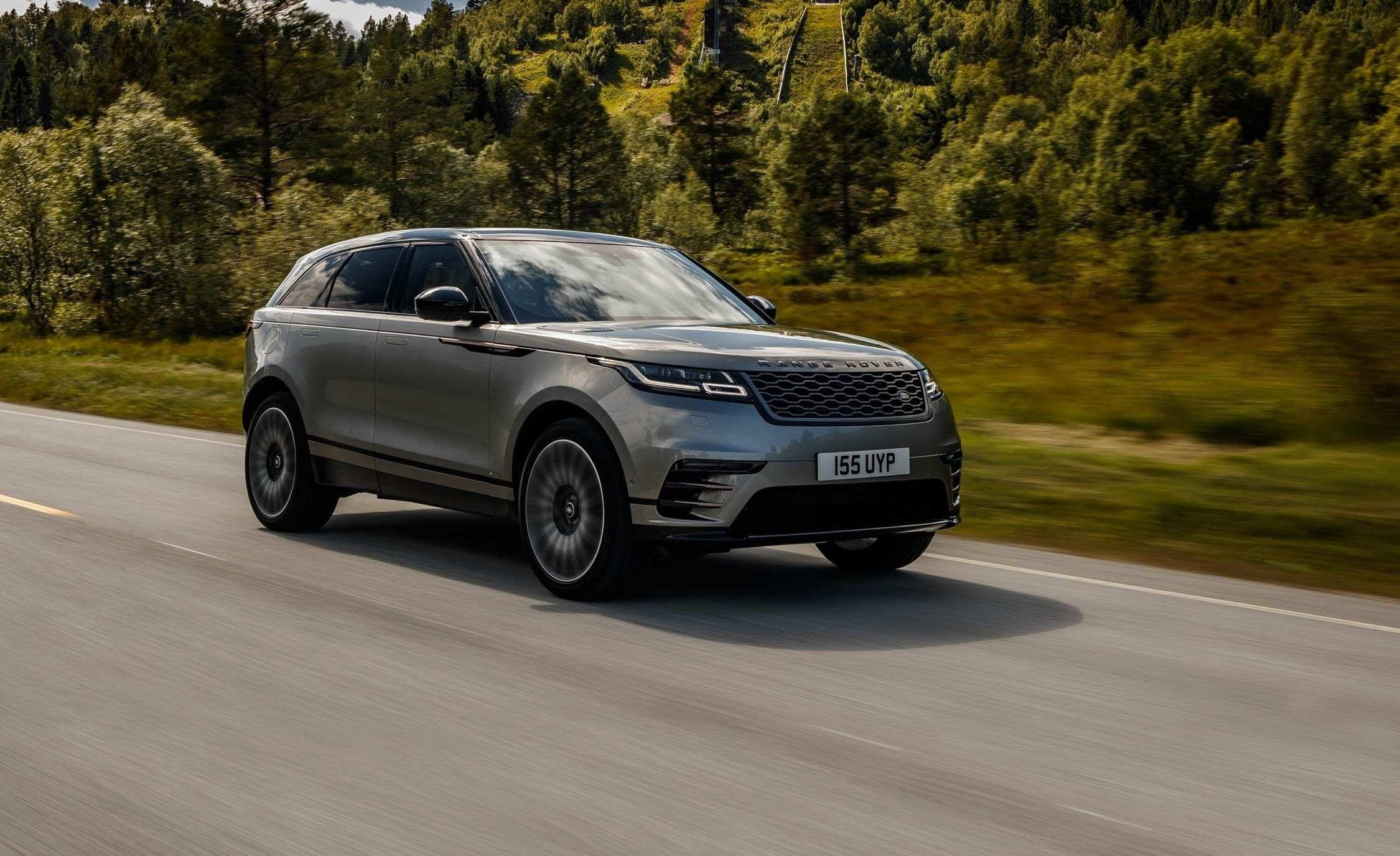 75 The 2020 Range Rover Evoque Xl Performance And New Engine