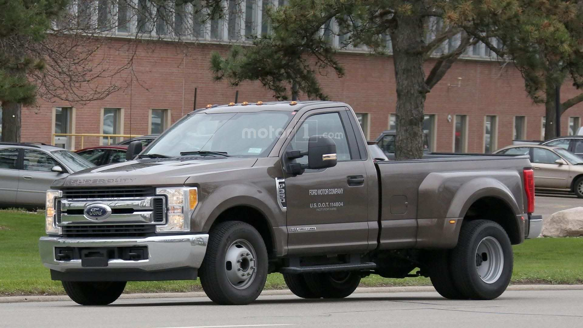 75 The 2020 Spy Shots Ford F350 Diesel Ratings