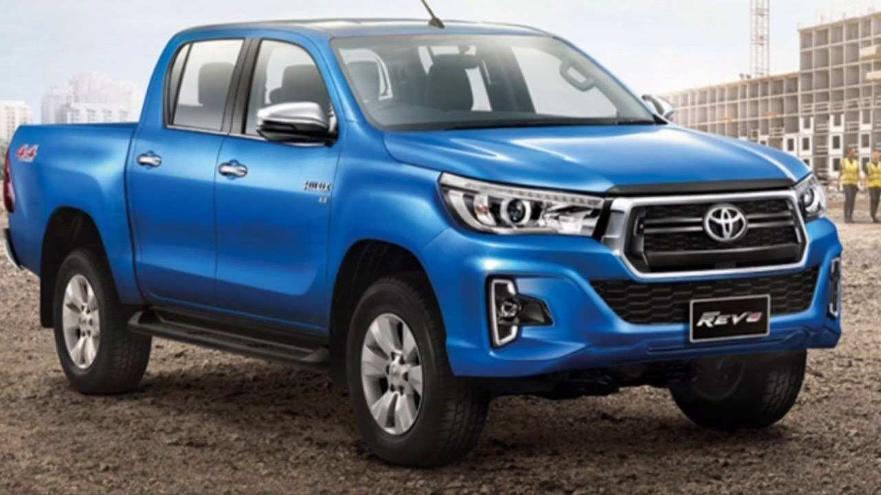 75 The 2020 Toyota Hilux Images