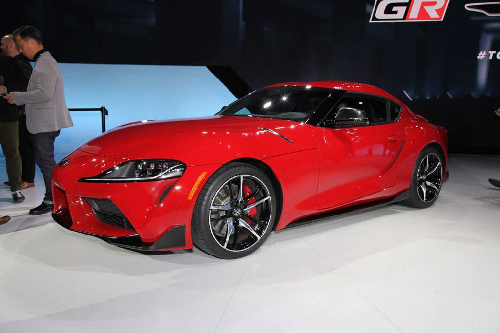 75 The 2020 Toyota Supra Model