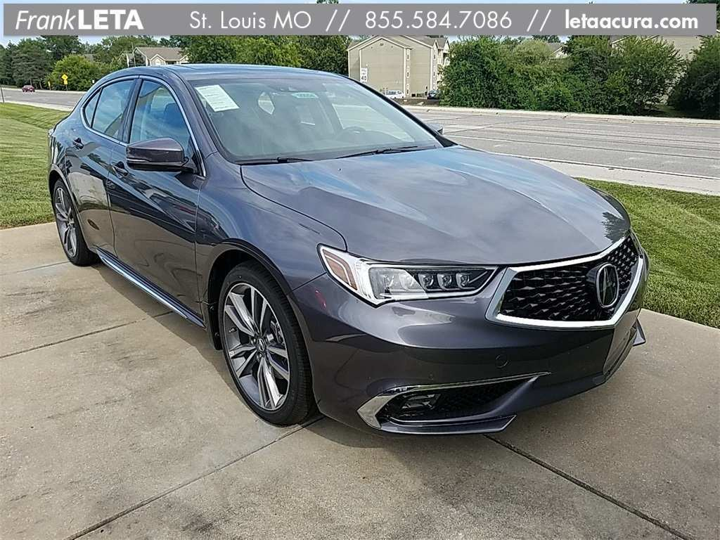 75 The Best 2019 Acura TLX Pricing