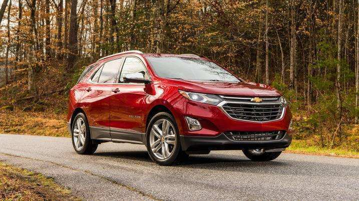 75 The Best 2019 All Chevy Equinox Speed Test