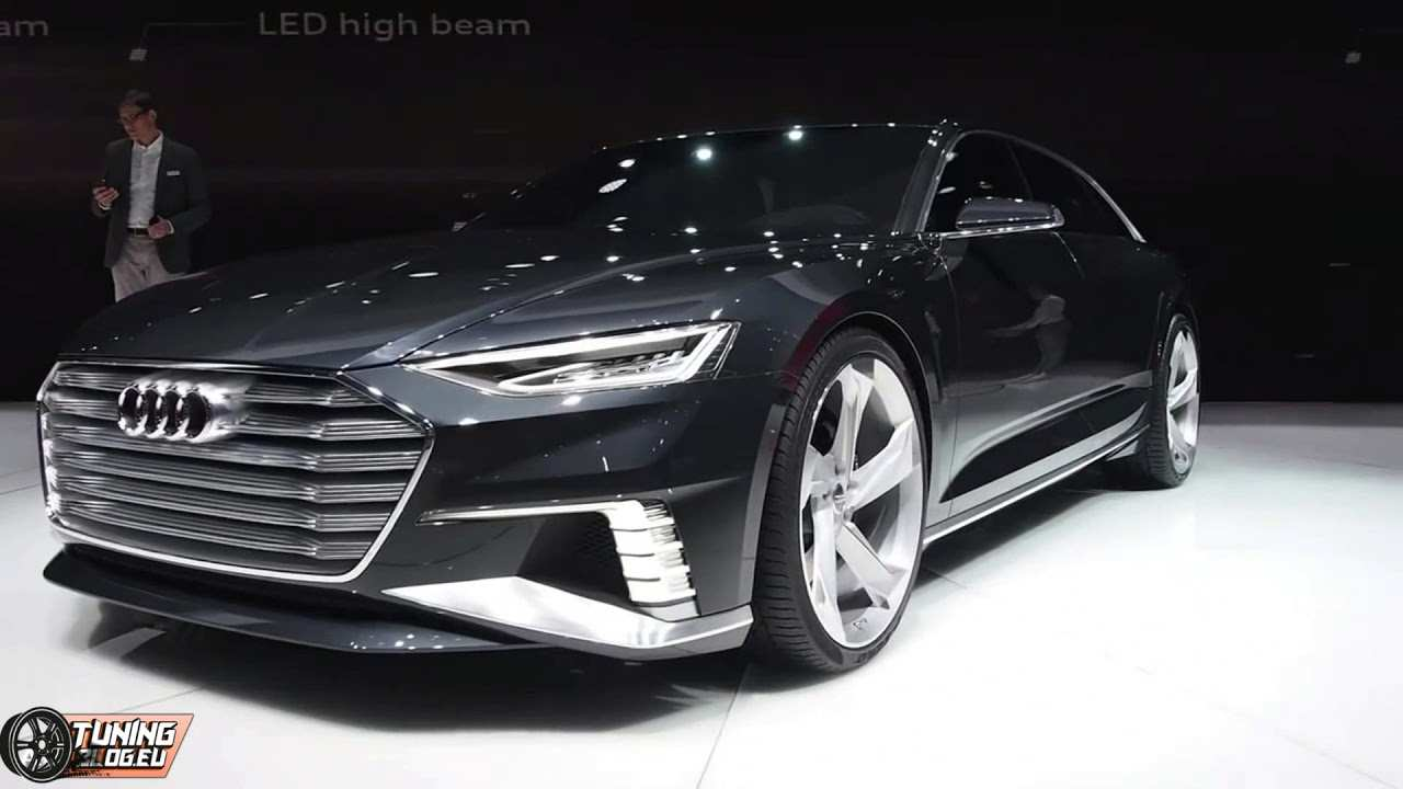 75 The Best 2019 Audi A9 Concept Redesign And Review