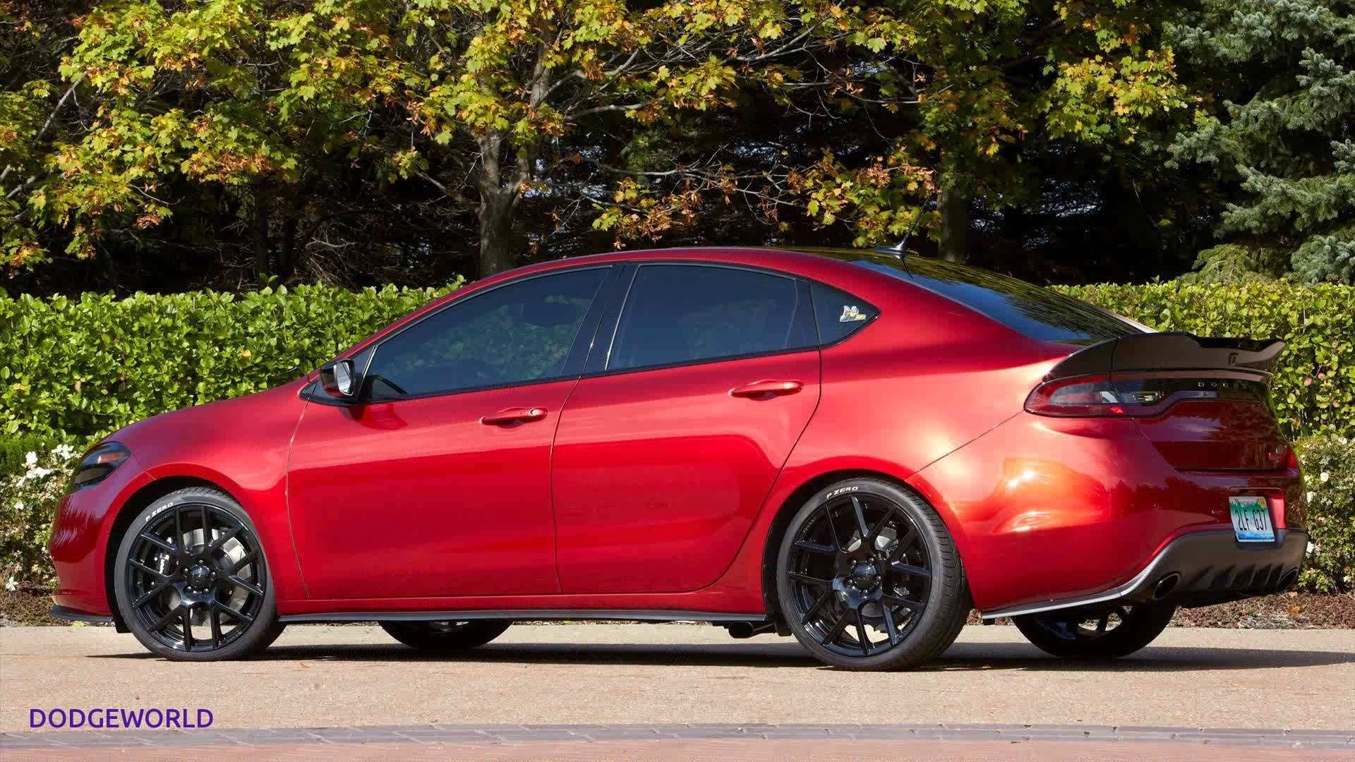 75 The Best 2019 Dodge Dart SRT Exterior And Interior