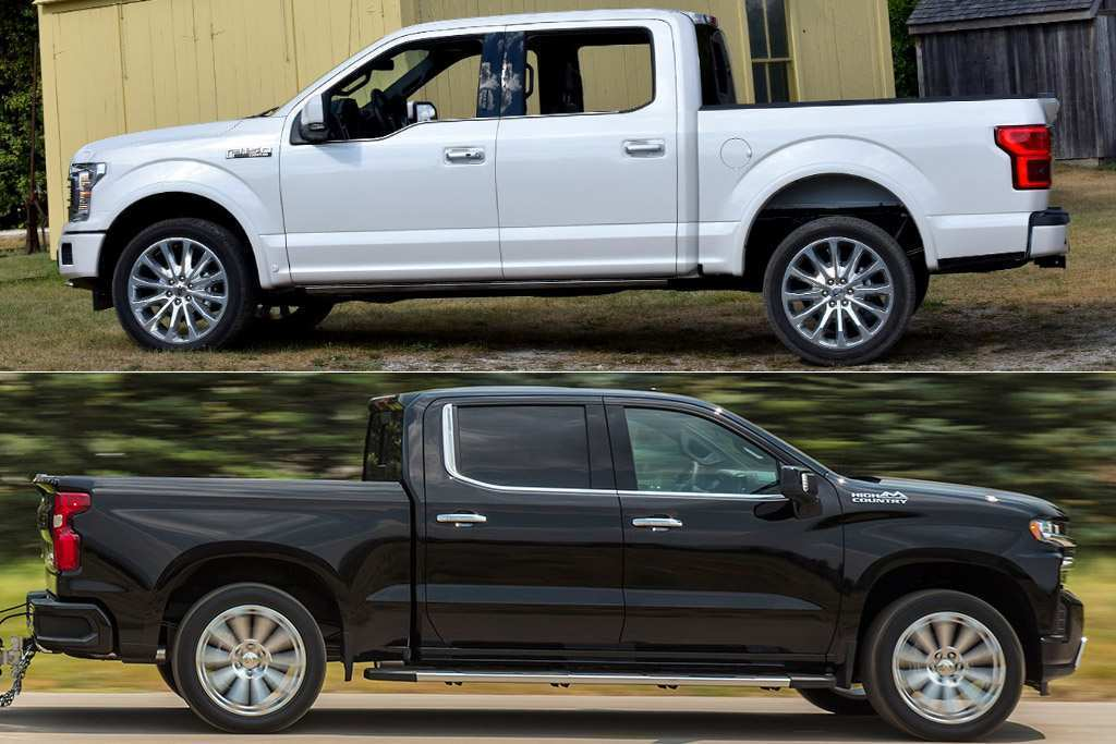 75 The Best 2019 Ford 150 Specs And Review