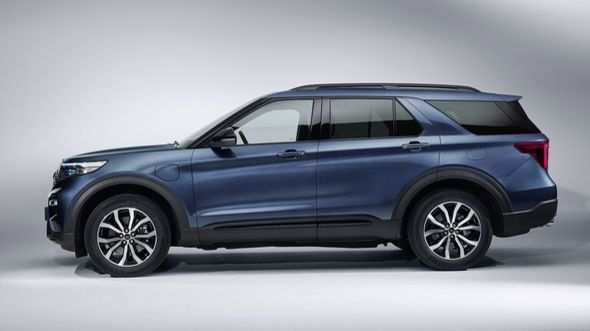 75 The Best 2019 Ford Explorer Prices