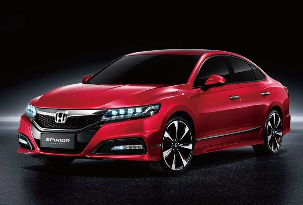 75 The Best 2019 Honda Accord Coupe Spirior Overview