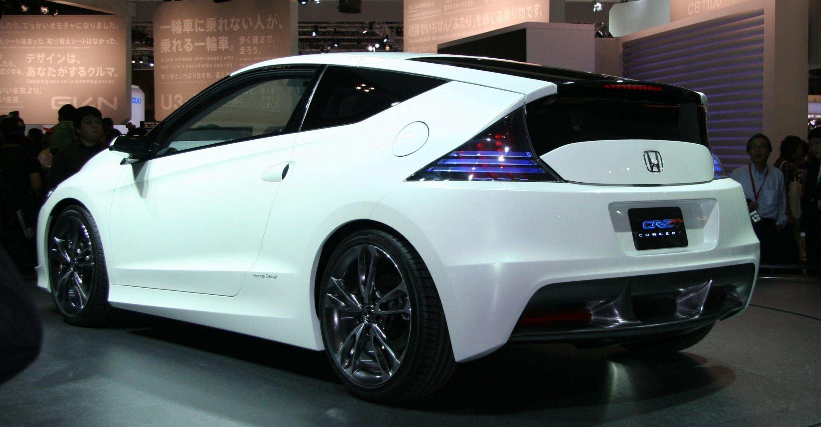 75 The Best 2019 Honda Cr Z Price And Release Date