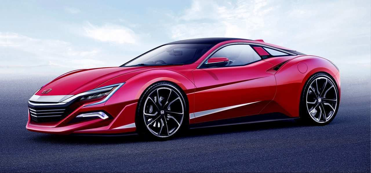 75 The Best 2019 Honda Prelude Release Date And Concept