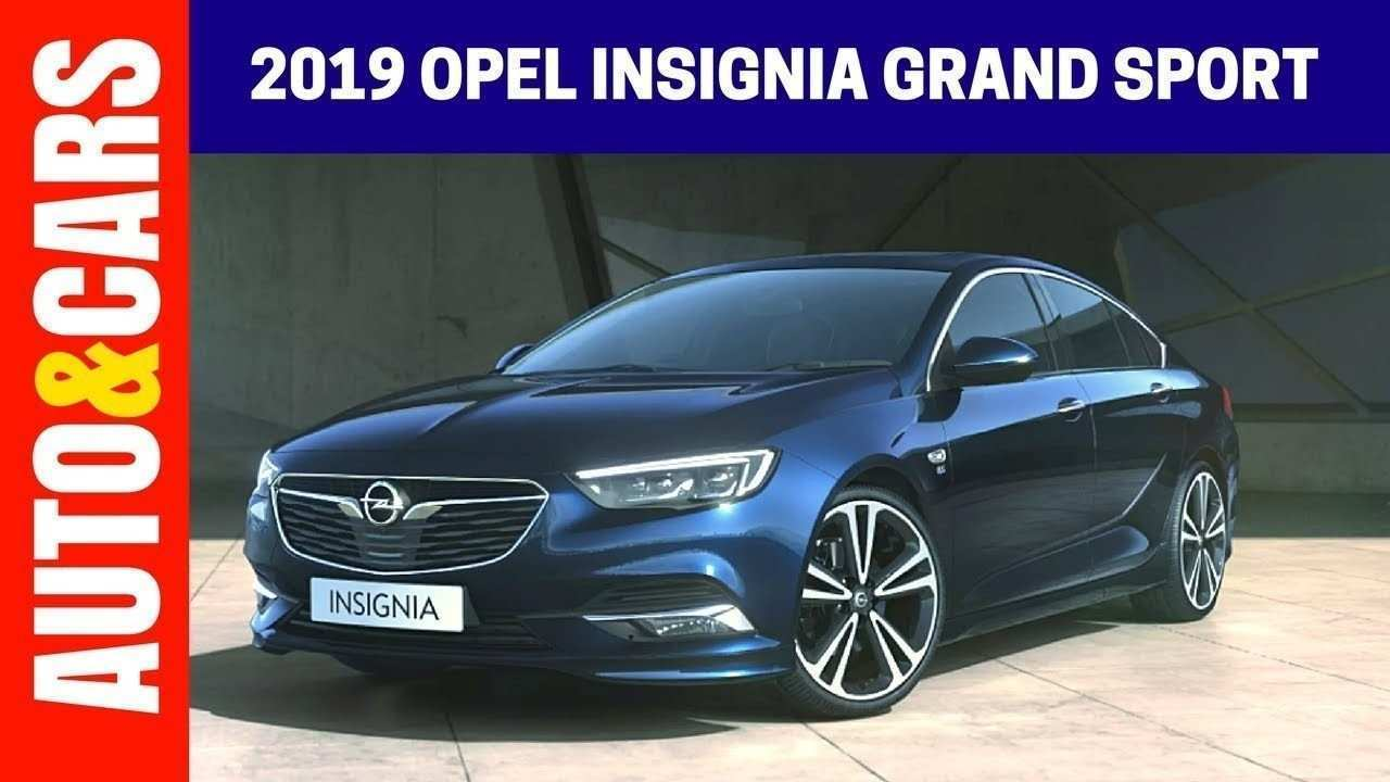 75 The Best 2019 Opel Ampera Model