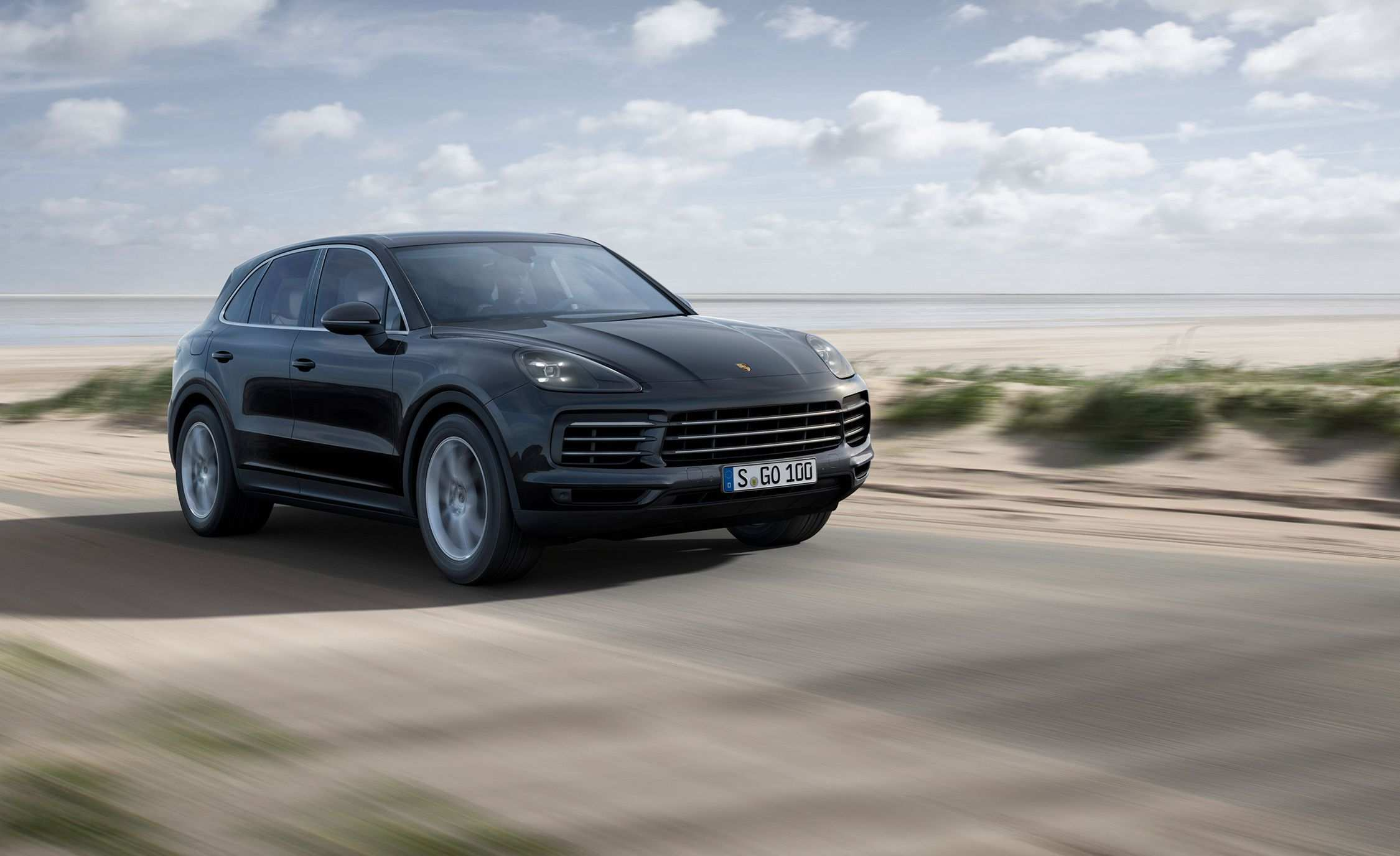 75 The Best 2019 Porsche Cayenne Model Exterior And Interior
