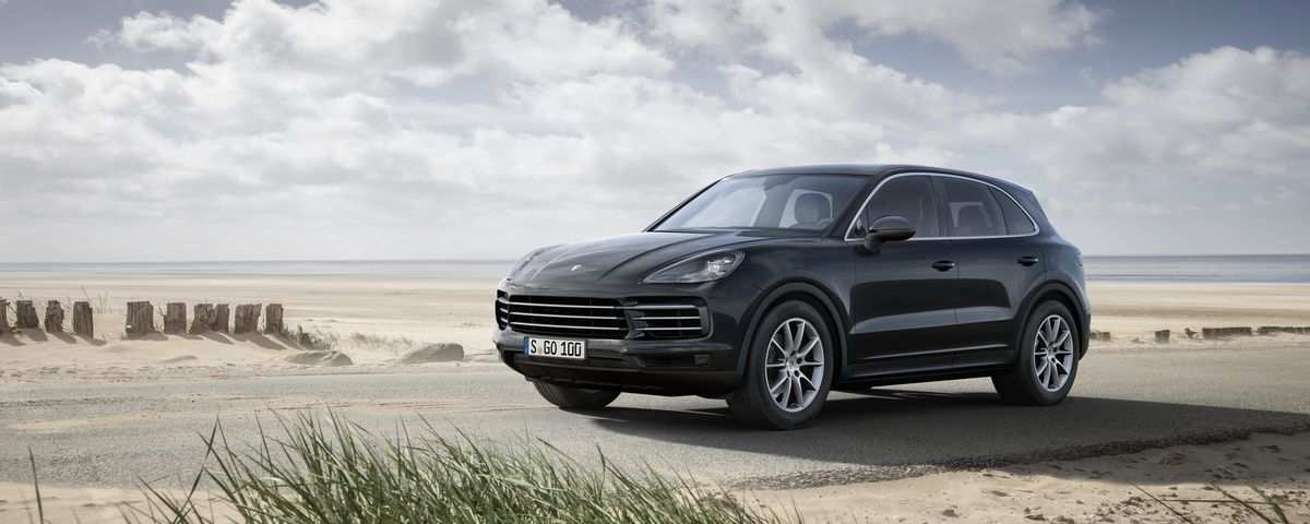 75 The Best 2019 Porsche Cayenne Model Redesign
