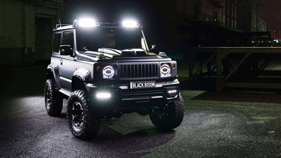 75 The Best 2019 Suzuki Jimny Review And Release Date