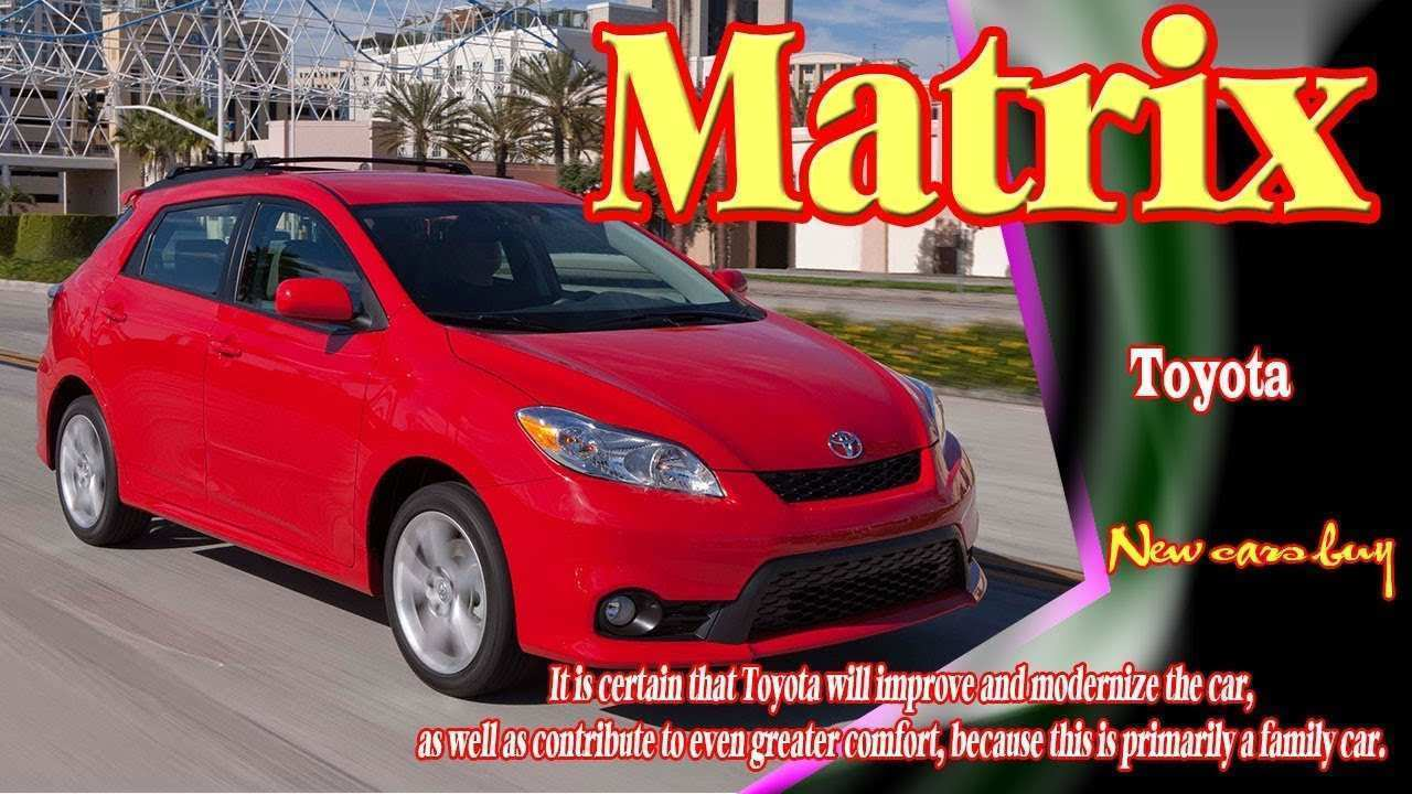 75 The Best 2019 Toyota Matrix Pictures