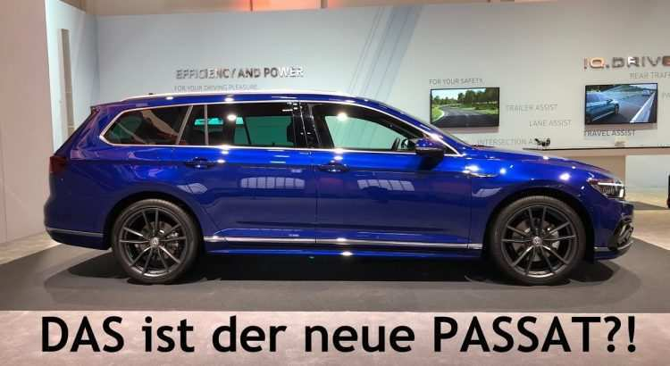 75 The Best 2019 Volkswagen Passat Price Design and Review