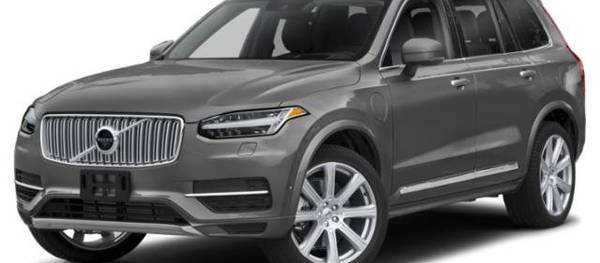 75 The Best 2019 Volvo Hybrid Suv Performance