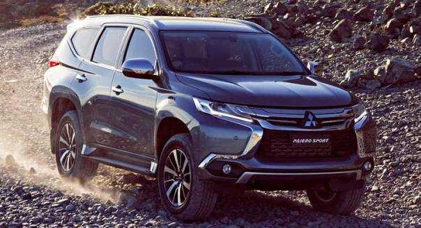 75 The Best 2020 All Mitsubishi Pajero Concept And Review