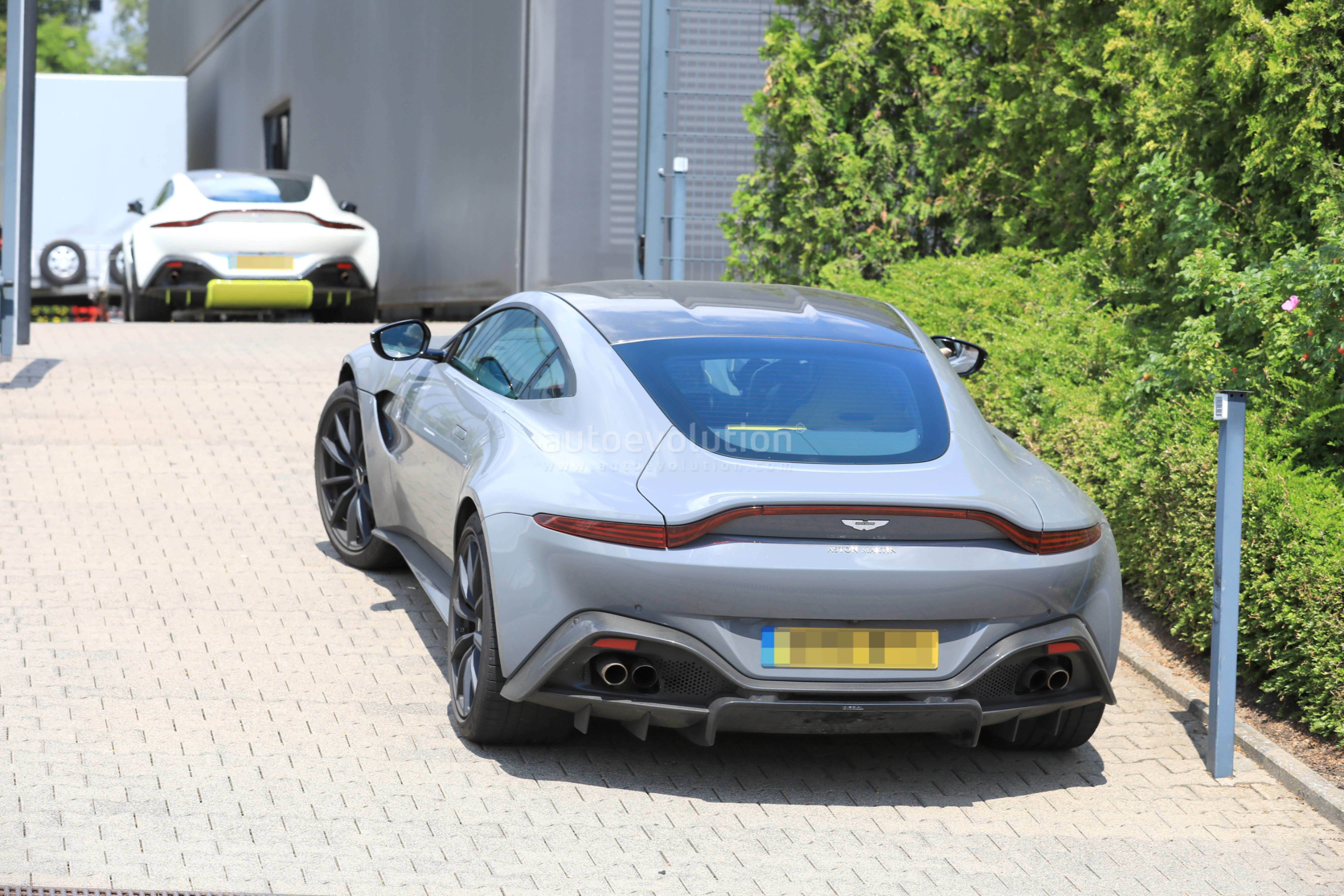 75 The Best 2020 Aston Martin Vanquish Redesign And Concept