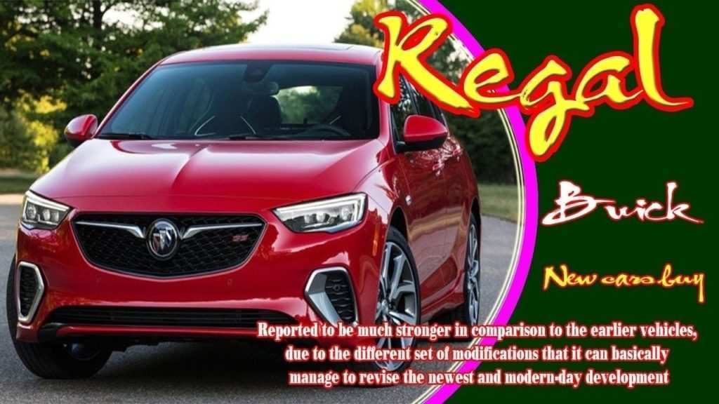75 The Best 2020 Buick Regal Gs Coupe Performance And New Engine