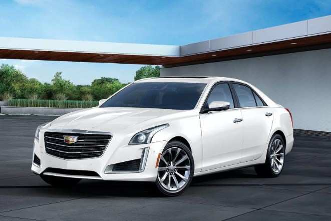 75 The Best 2020 Cadillac LTS Review