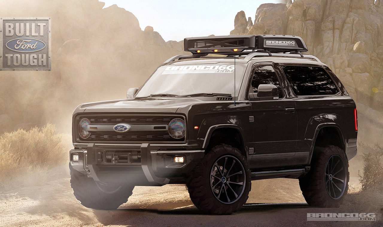 75 The Best 2020 Ford Svt Bronco Raptor History