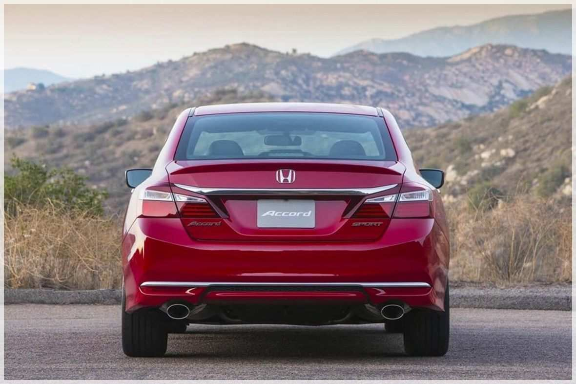 75 The Best 2020 Honda Accord Coupe Review