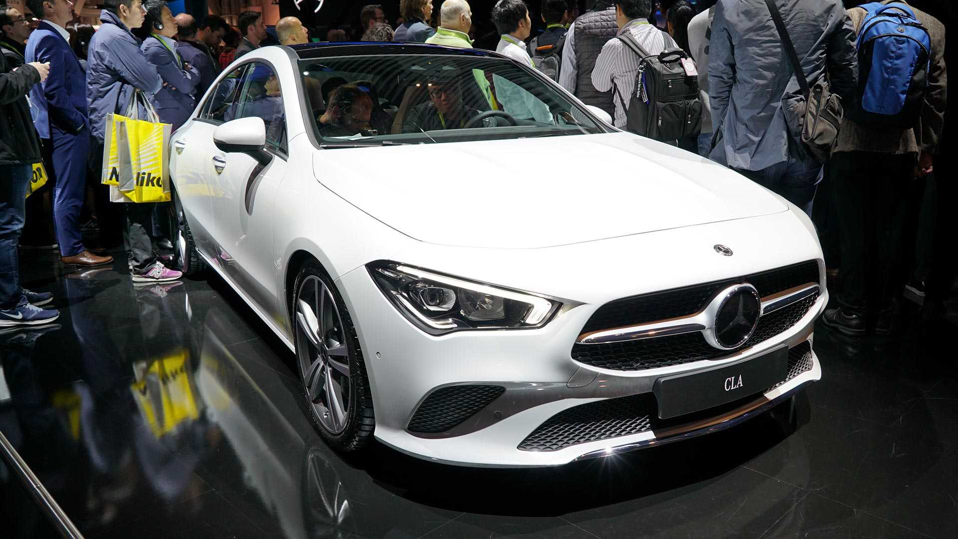 75 The Best 2020 Mercedes CLA 250 Release