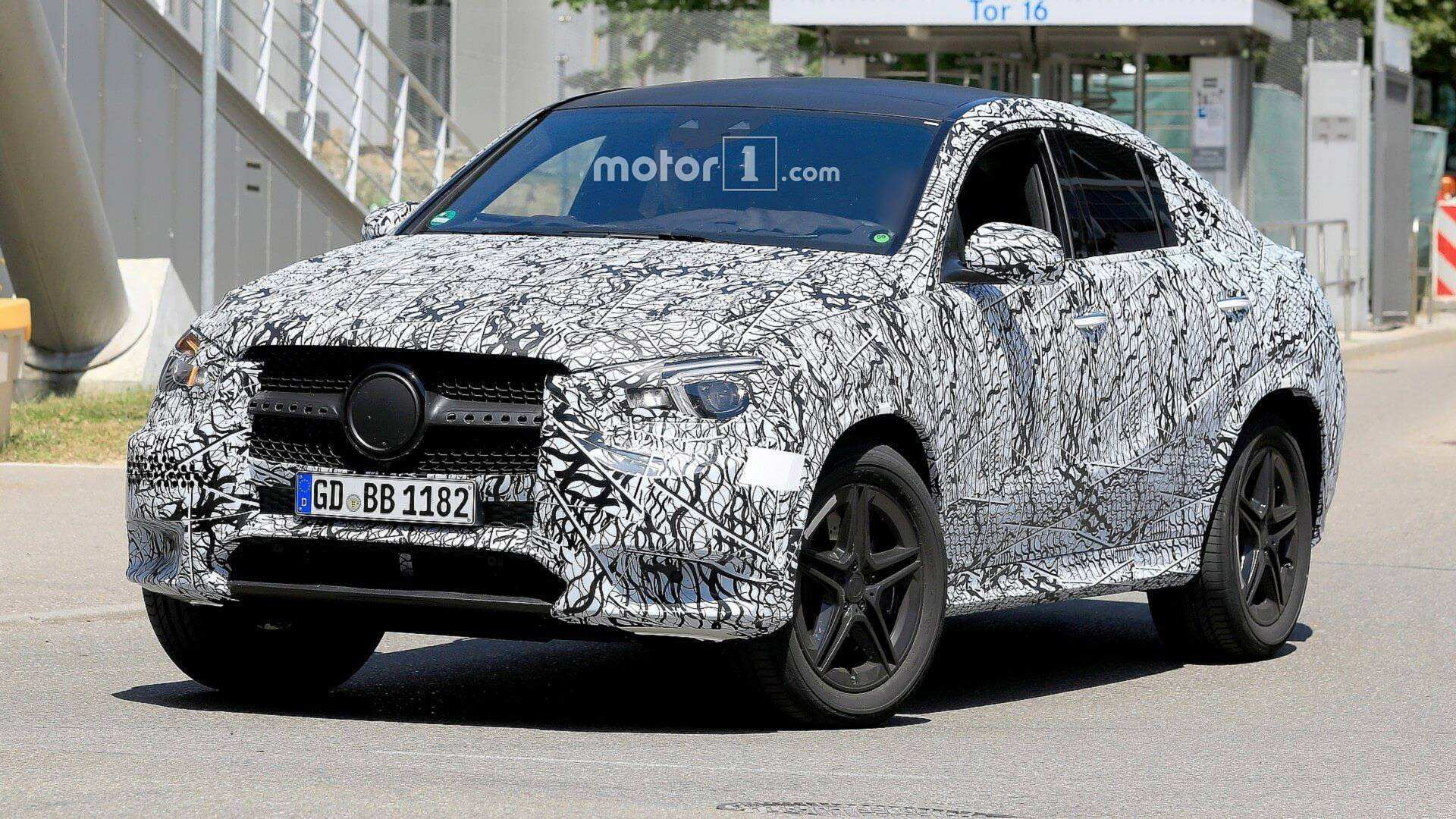 75 The Best 2020 Mercedes Gle Coupe New Concept