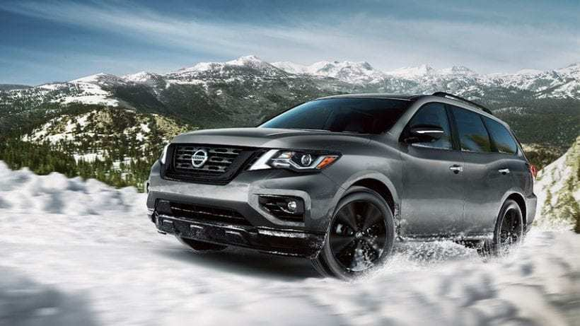 75 The Best 2020 Nissan Pathfinder Spesification