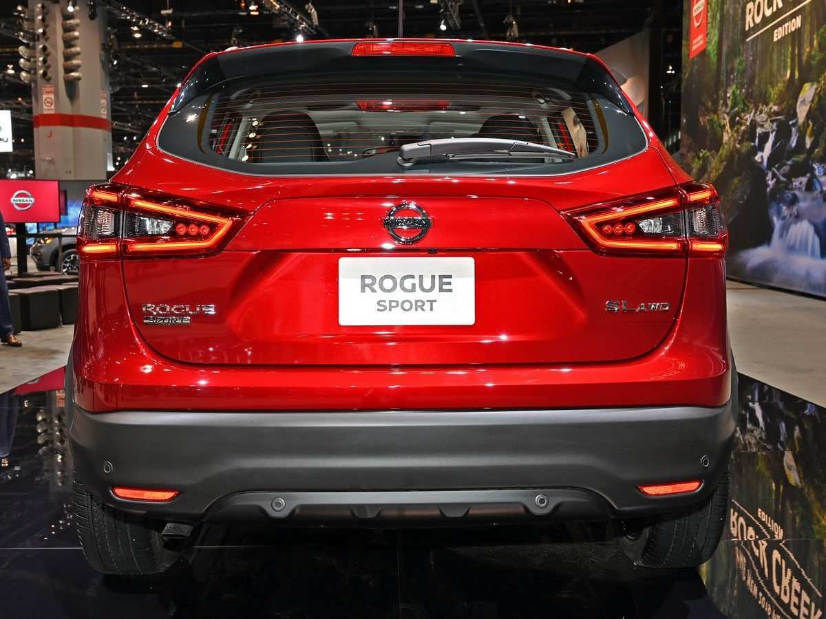 75 The Best 2020 Nissan Rogue History