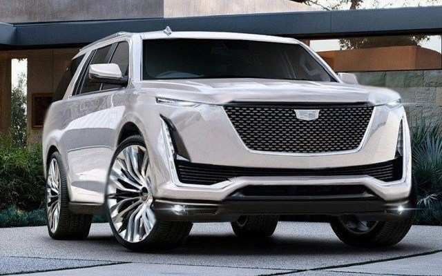 75 The Best Cadillac Redesign 2020 Model