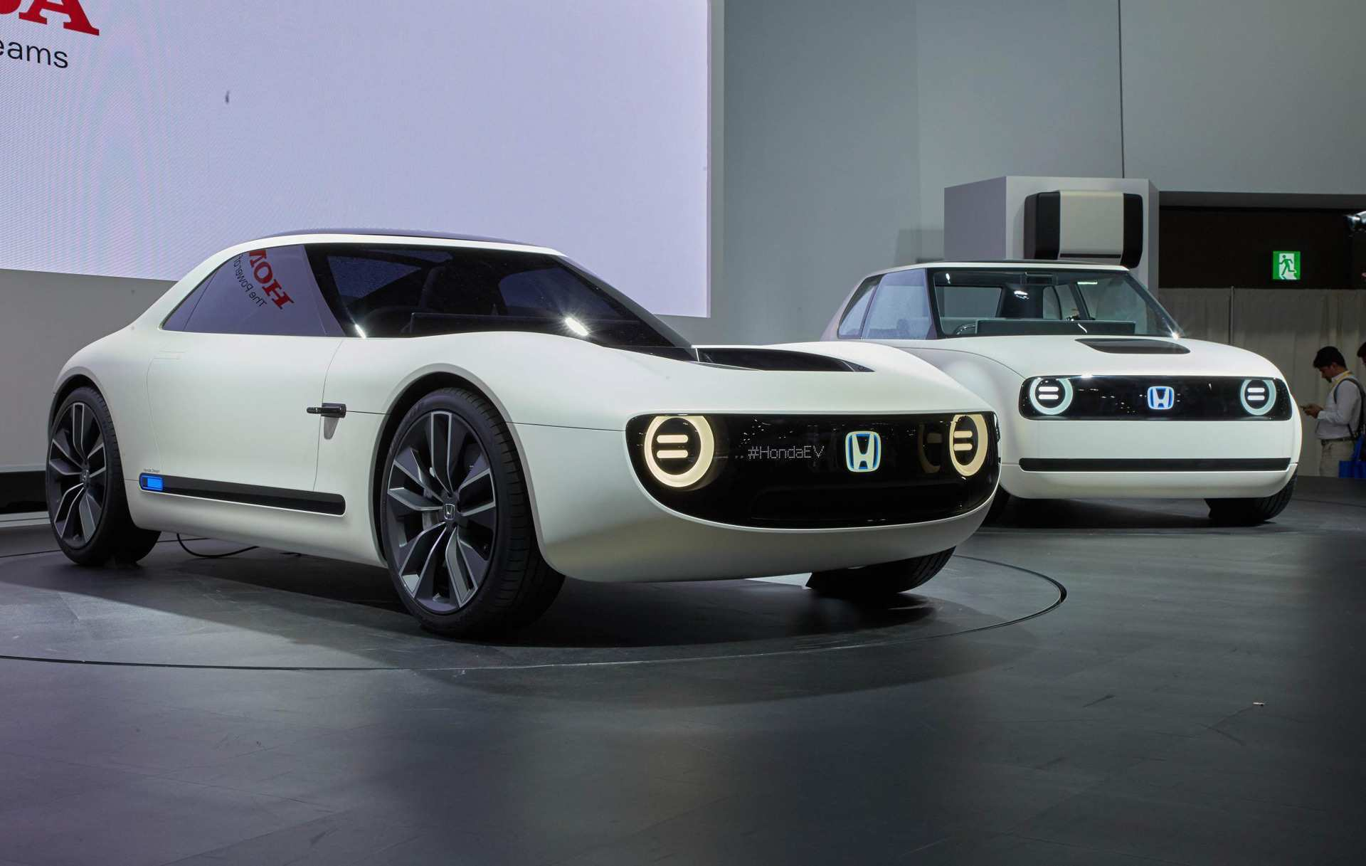 75 The Best Honda Electric Car 2020 New Model And Performance