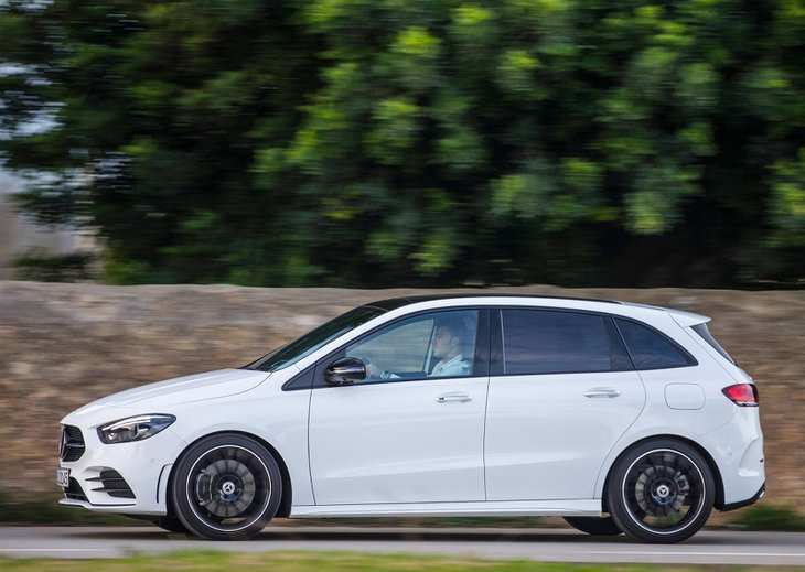 75 The Best Mercedes B Class 2019 Exterior