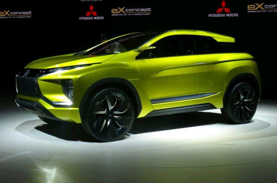 75 The Best Mitsubishi New Cars 2020 Interior