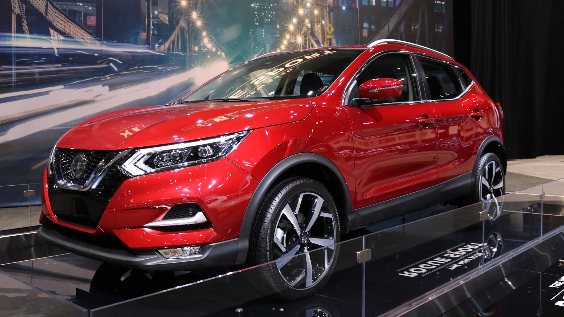 75 The Best Nissan Rogue Redesign 2020 Engine